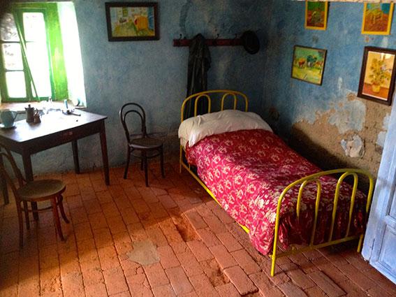 la camera Van Gogh