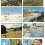 Auswahl Postkarten