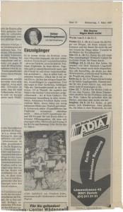 Presse-märz 1987